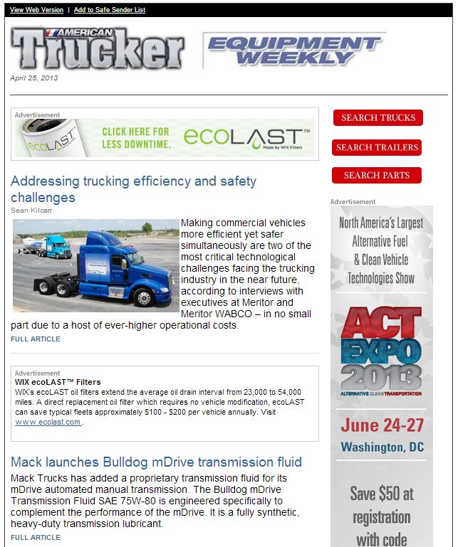 equipweekly screenshot