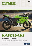 M241 Clymer Manuals Kawasaki Ninja 250R Manual