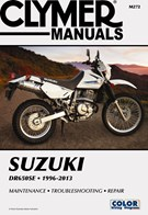 M272 Clymer Manuals Suzuki DR650SE Manual