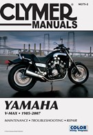 M375 Clymer Manuals Yamaha V-Max  Manual