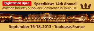 14th Annual Aviation Industry Suppliers Conference In Toulouse - 300x100 Featured