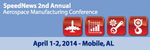 2nd Annual Aerospace Manufacturing Conference 300x100