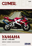 M398 Clymer Manuals Yamaha YZF-R1 Manual