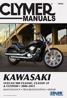 M246 Clymer Manuals Kawasaki Vulcan 900 Manual