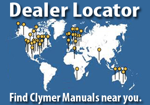 Clymer Manuals Dealer Locator