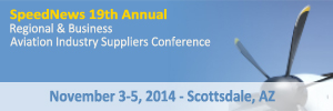 19th Annual Regional & Business Aviation Industry Suppliers Conference