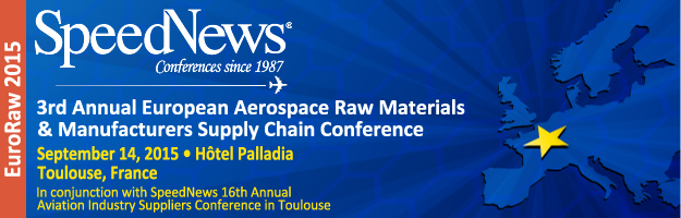 3rd Annual European Aerospace Raw Materials & Manufacturers Supply Chain Conference