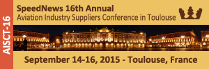 16th Annual Aviation Industry Suppliers Conference in Toulouse