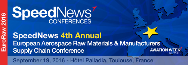 4th Annual European Aerospace Raw Materials & Manufacturers Supply Chain Conference