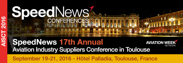 17th Annual Aviation Industry Suppliers Conference in Toulouse
