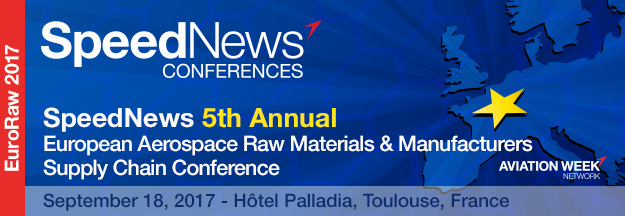 5th Annual European Aerospace Raw Materials & Manufacturers Supply Chain Conference