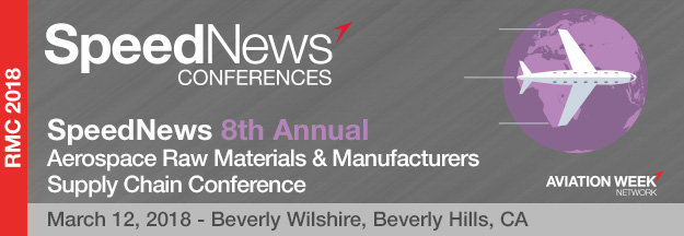8th Annual Aerospace Raw Materials & Manufacturers Supply Chain Conference