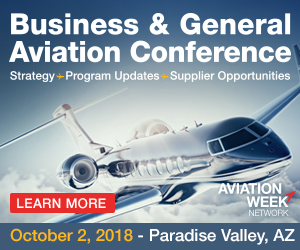 Business & General Aviation Industry Suppliers Conference