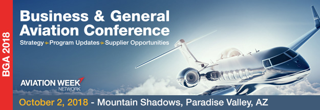 23rd Annual Business & General Aviation Industry Suppliers Conference