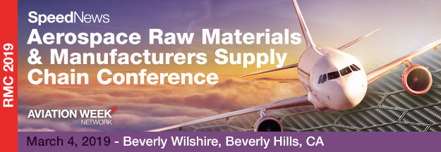 9th Annual Aerospace Raw Materials & Manufacturers Supply Chain Conference