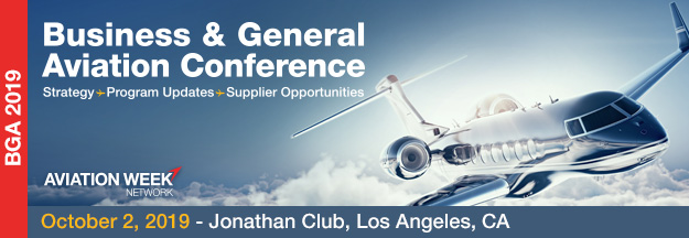 2019 Business & General Aviation Conference
