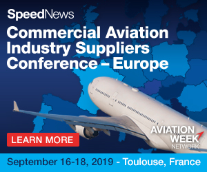 Commercial Aviation Industry Suppliers Conference - Europe