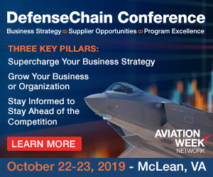 2019 DefenseChain Conference