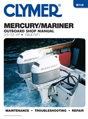Mercury Vintage Two-Stroke Outboard Motor Manual