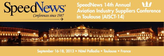 14th Annual Aviation Industry Suppliers Conference in Toulouse 