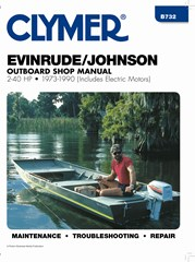Evinrude Johnson Outboard Marine Engines Electric Motors