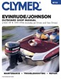 Evinrude Johnson Outboard Marine Engine Jet Sea Drive