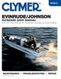 Evinrude Johnson Outboard 2-Stroke Marine Engines Jet Drive Models
