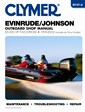 Evinrude Johnson 2-Stroke Marine Engines Ficht Fuel Injected Jet Drive