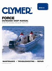 Force Outboard Boat Motor Engine L-Drive