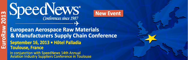 European Aerospace Raw Materials & Manufacturers Supply Chain Conferences