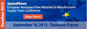 European Aerospace Raw Materials 300x100