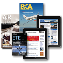 The Air Charter Guide + B&CA